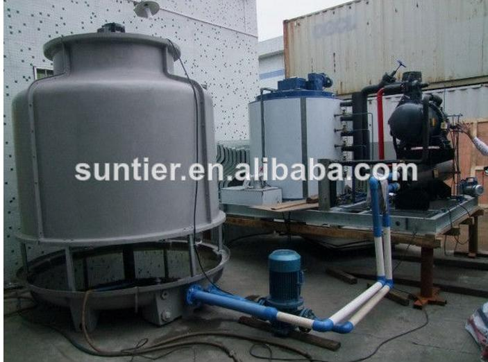 sun tier coffee shop equipment shaved ice machine mini fridges used in flake ice making machine