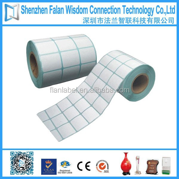 blank roll Sticker paper
