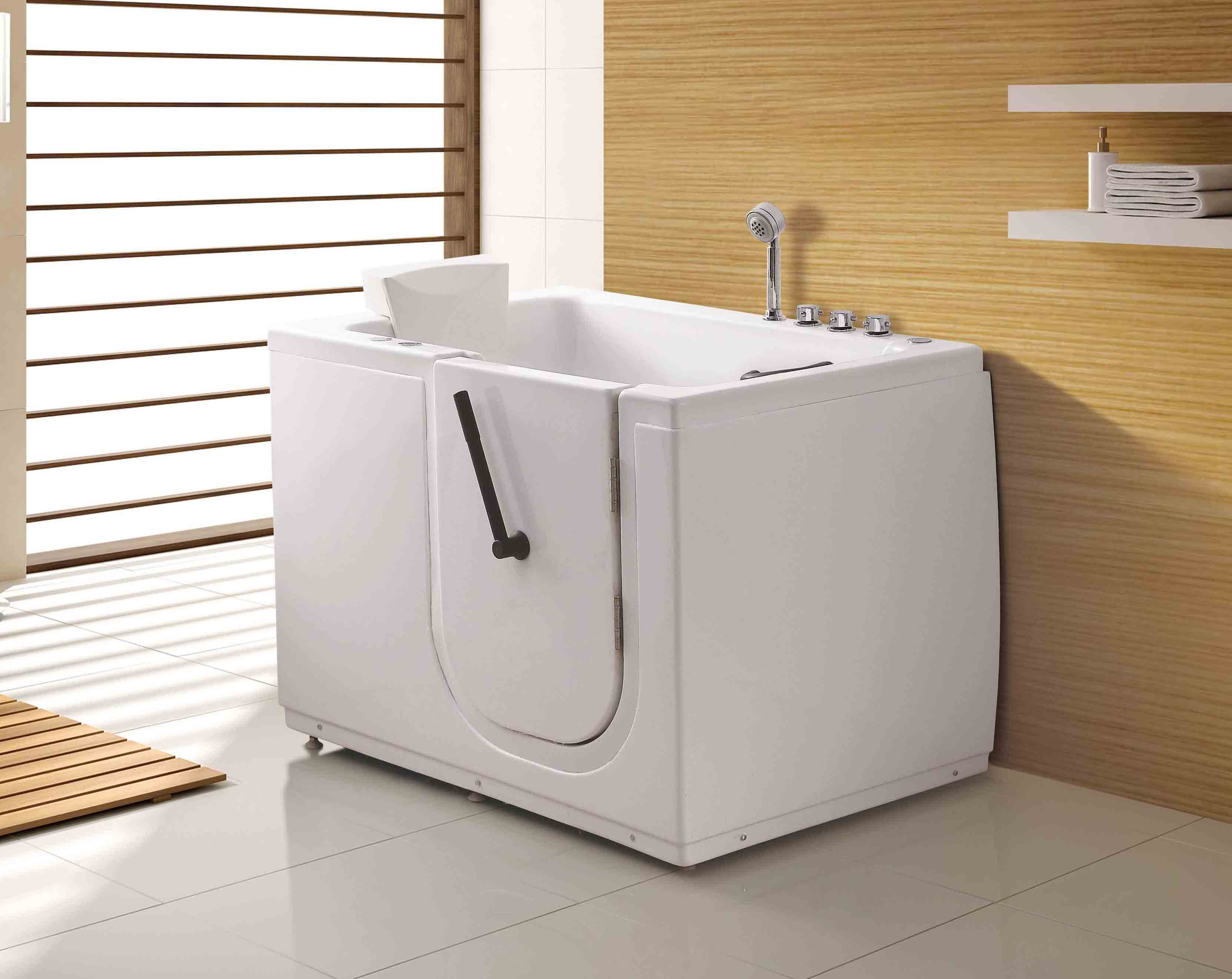 Portable Walk In Bathtub, Portable Walk In Bathtub Suppliers And  Manufacturers At Alibaba.com