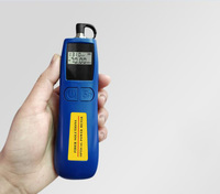Handheld Optical Power Meter For Optical Fiber Networks Optical Fiber Tool