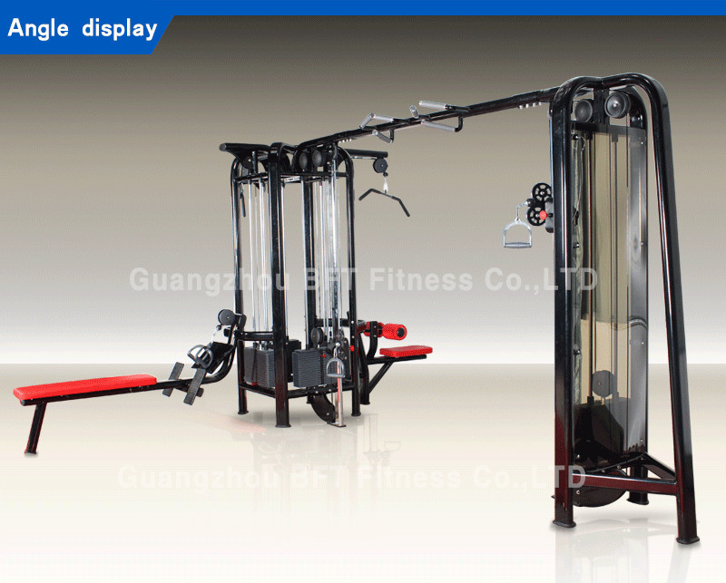 Commercial multi gym with CE certification, Multi station gym equipment/fitness
