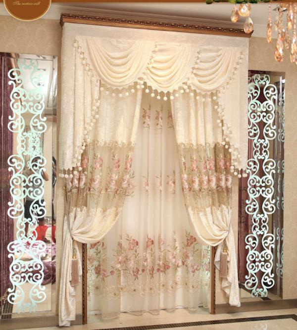 Latest Curtain Designs 2015,Crystal Bead Curtain,Curtain Track - Buy Latest  Curtain Designs 2015,Crystal Bead Window Curtains,Sliding Curtain Track ...