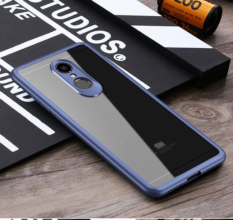 Manufacturer Back Cover Phone Case for Redmi 5 5 Plus TPU Mobile Phone Case