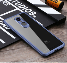 Manufacturer Back Cover Phone Case for Redmi 5 5 Plus TPU Mobile Phone Case