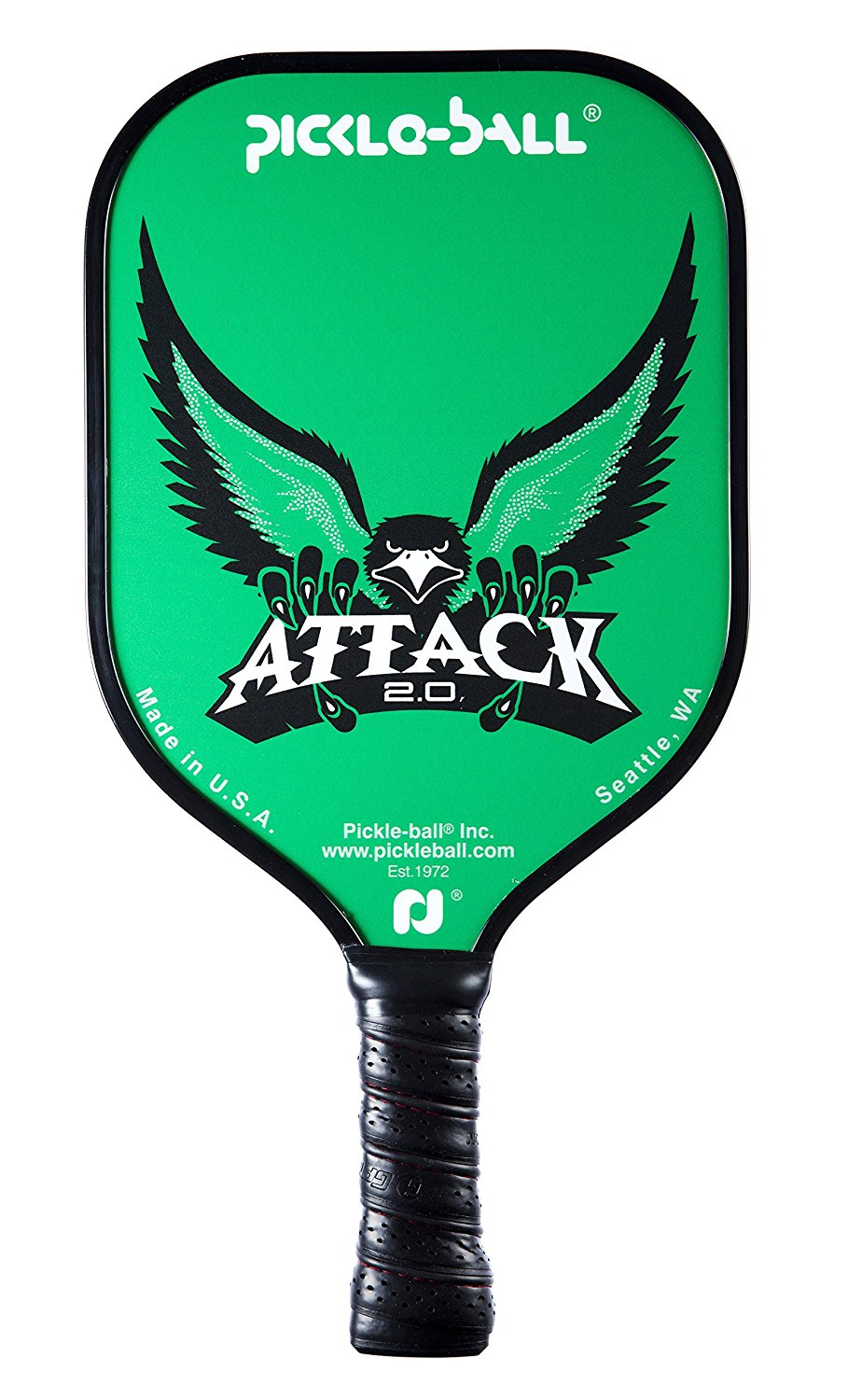 Pickle-Ball, Inc. Attack 2.0 Pickleball Paddle