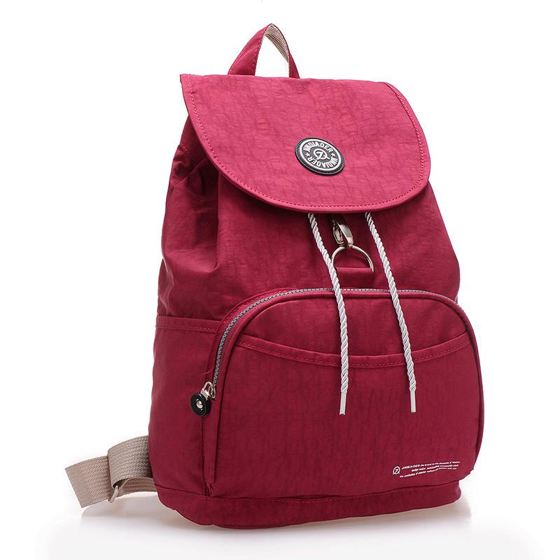 Branding Of Nylon Backsack Colours 28