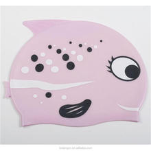 Summer Diving Promotional animal Swimming Cap