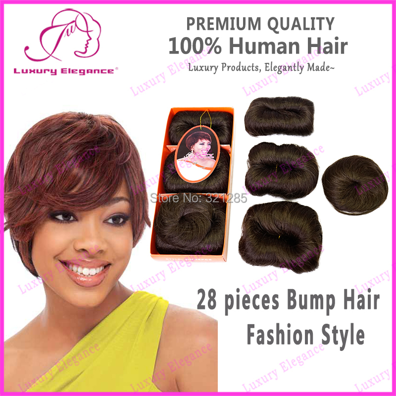 Femi 28 Piece And Bump Short Hairstyle 2013