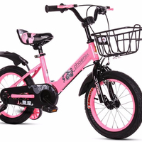 "12"" 16"" 20"" Inch Popular Beautiful princess kids Bike Girl Bicycle BMX"