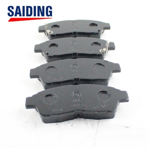 Saiding 04465-42120 Automotive Front Disc Brake Pads Set For Toyota