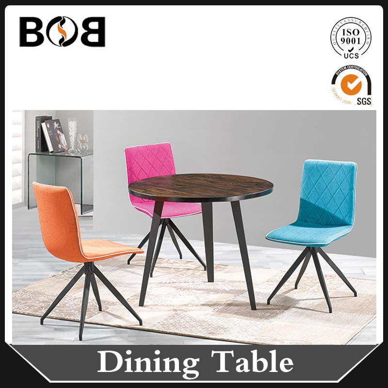 Wholesale wedding event furniture round dining tables