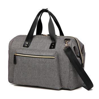 Top Women S Travel Gray Tote Ny Baby Changing Canada For Mom Stylish Diaper Bags