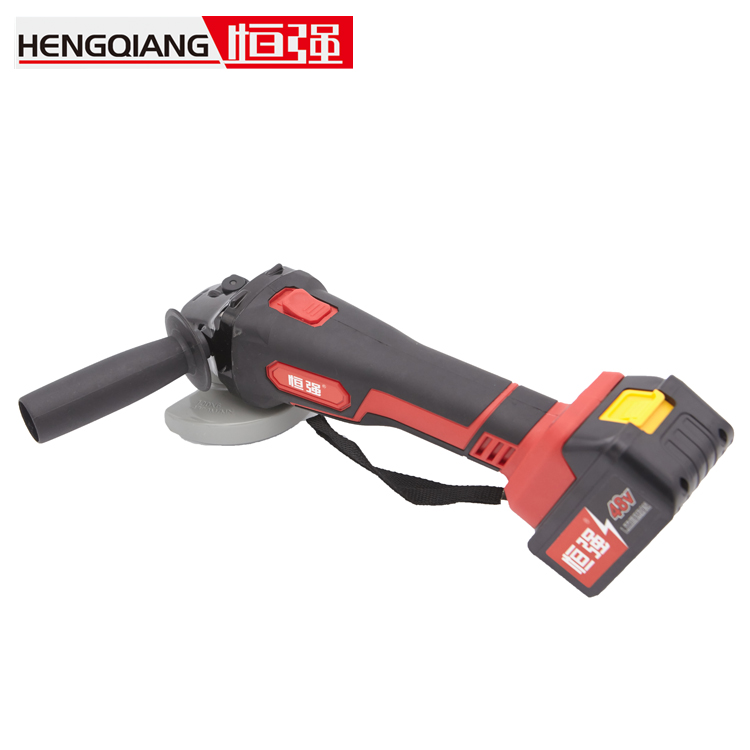 Hot Sale 100mm Cordless Electric Angle Grinder, Water Angle Grinder
