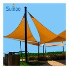 Hdpe Outdoor Patio Sun Sail Shade Cover And balcony shade sail