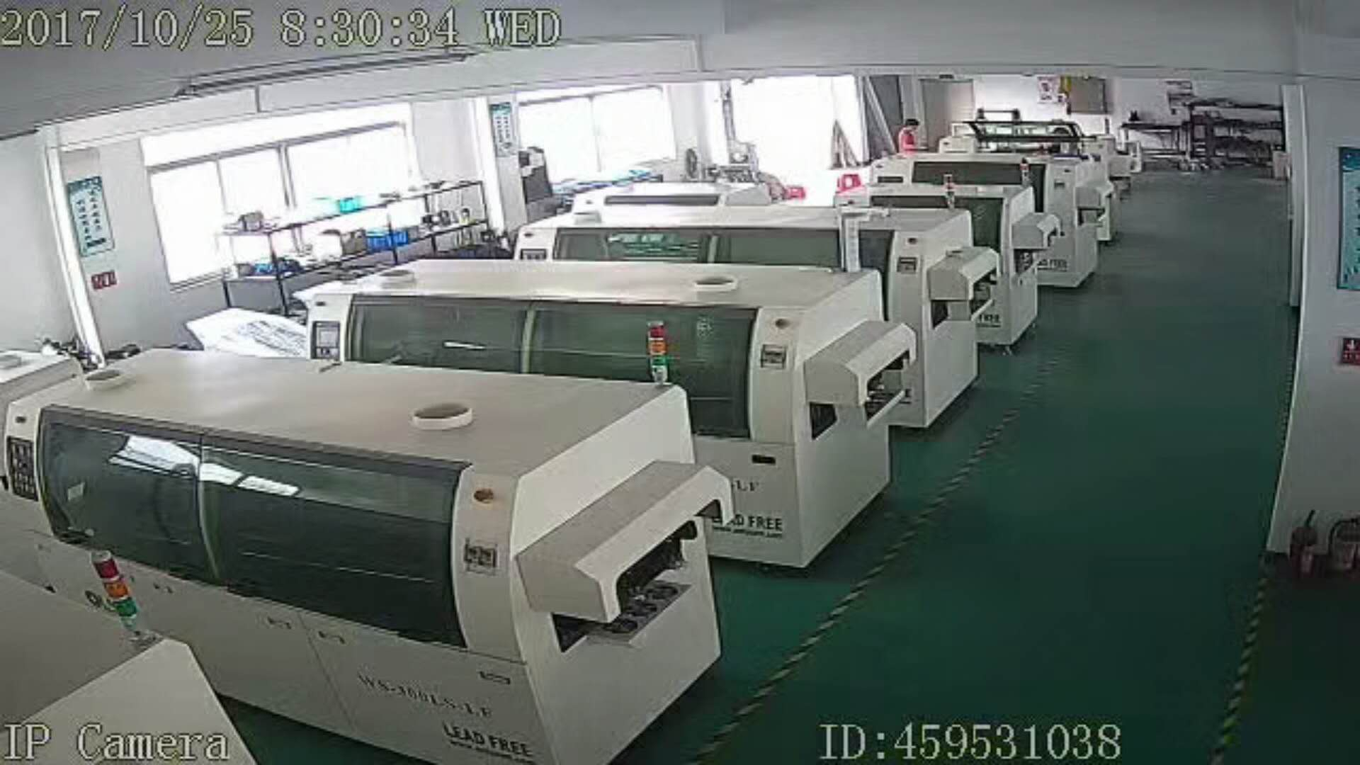 Wave Soldering Machine DIP automatic soldering machine 350TOP plug in components soldering machine