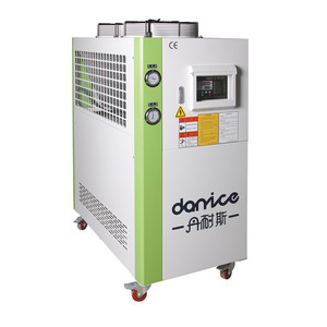 High quality CE 4HP R22 R404a R407c R134a refrigerant portable small  chiller units