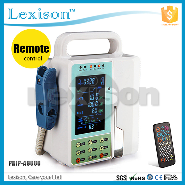PRIP-A9000 Volumetric Infusion Pump, LEXISON Portable Infusion Pump on sale