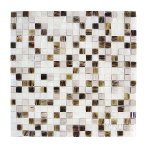 3d tile floor brown swimming pool tile grout