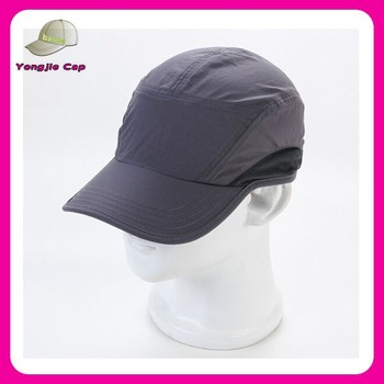 soft shell baseball caps custom folding outdoors golf top front