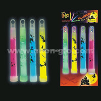 Kids Favor Toys High Bright Animal Printing Light Glowing Sticks