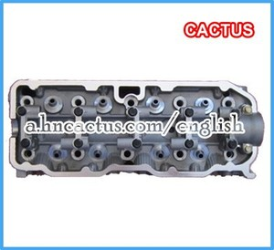 MITSUBISHI 4G64-8V cylinder head 22100-32680 for Galant L200 L300 Expo Pajero wagon Shogun Pick-up Space wagon Mighty Max