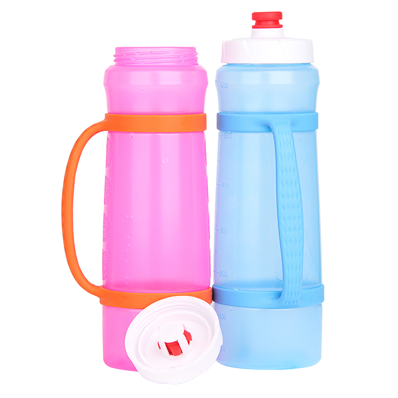 WB095A New Coming Customized Available BPA Free Plastic Bottle Drink Manufacturer In China