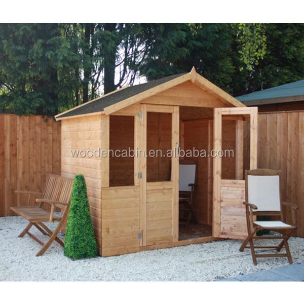 jardn casas de madera de bajo coste con el mejor precio