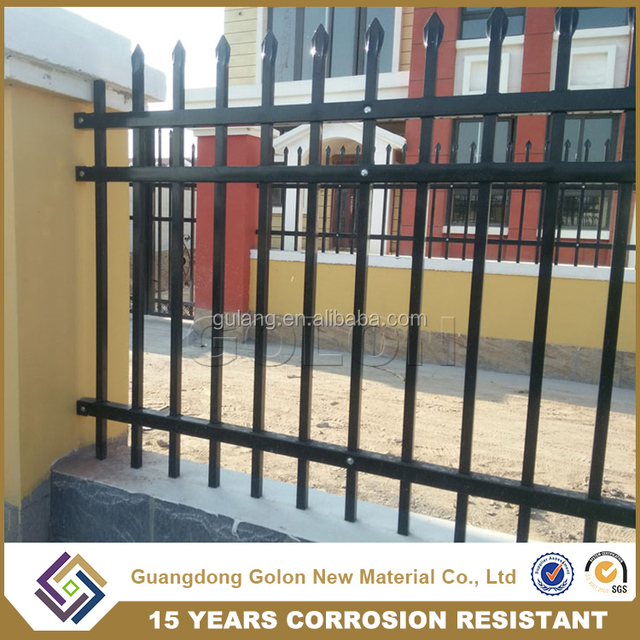 design aluminum fence factory supply s&le of all kinds of garden fence : sample-of-garden-design - designwebi.com