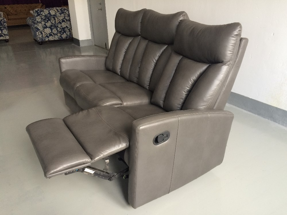 Home Furniture Modern Leather Multifunction High Back