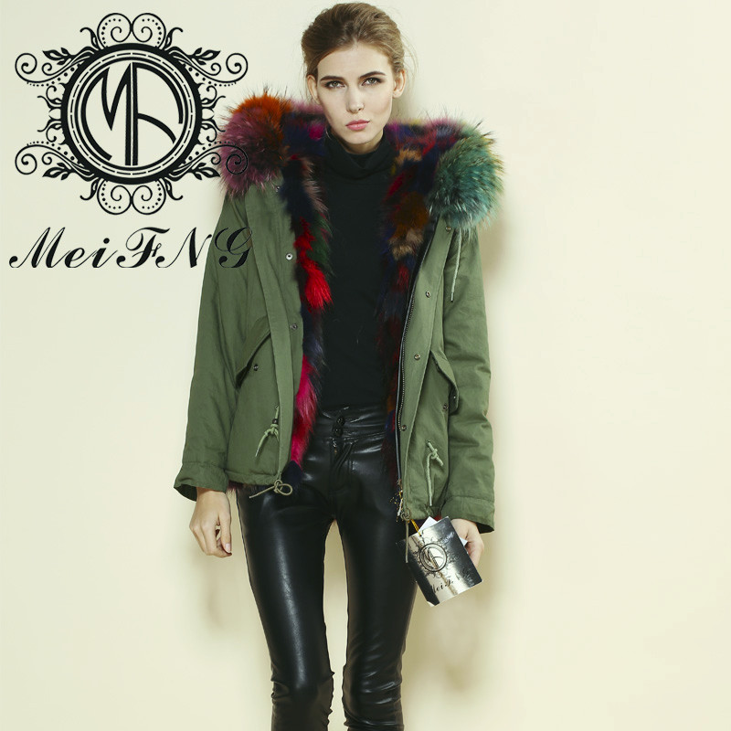 2015 italienne design de mode pour femmes parka manteaux m001,21 fourrure  manteau