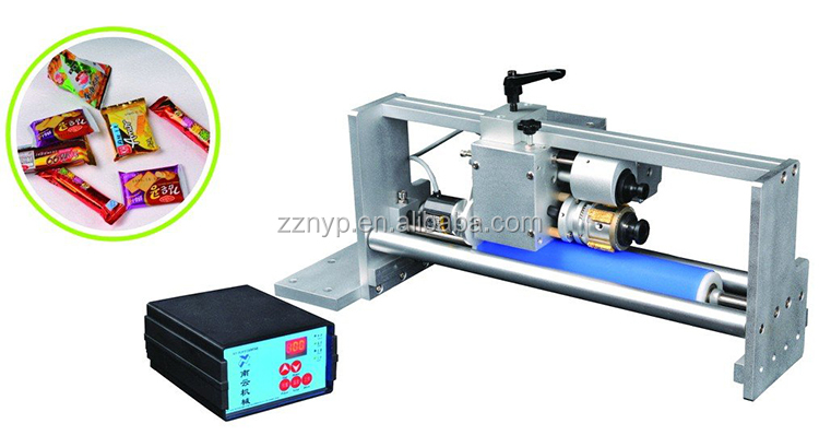 NY-808 Hot Stamping Ink Roll Dating Coders