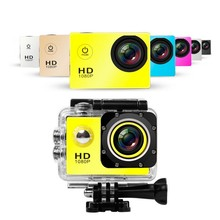 Sports DV outdoor riding air waterproof mini HD 1080P digital camera