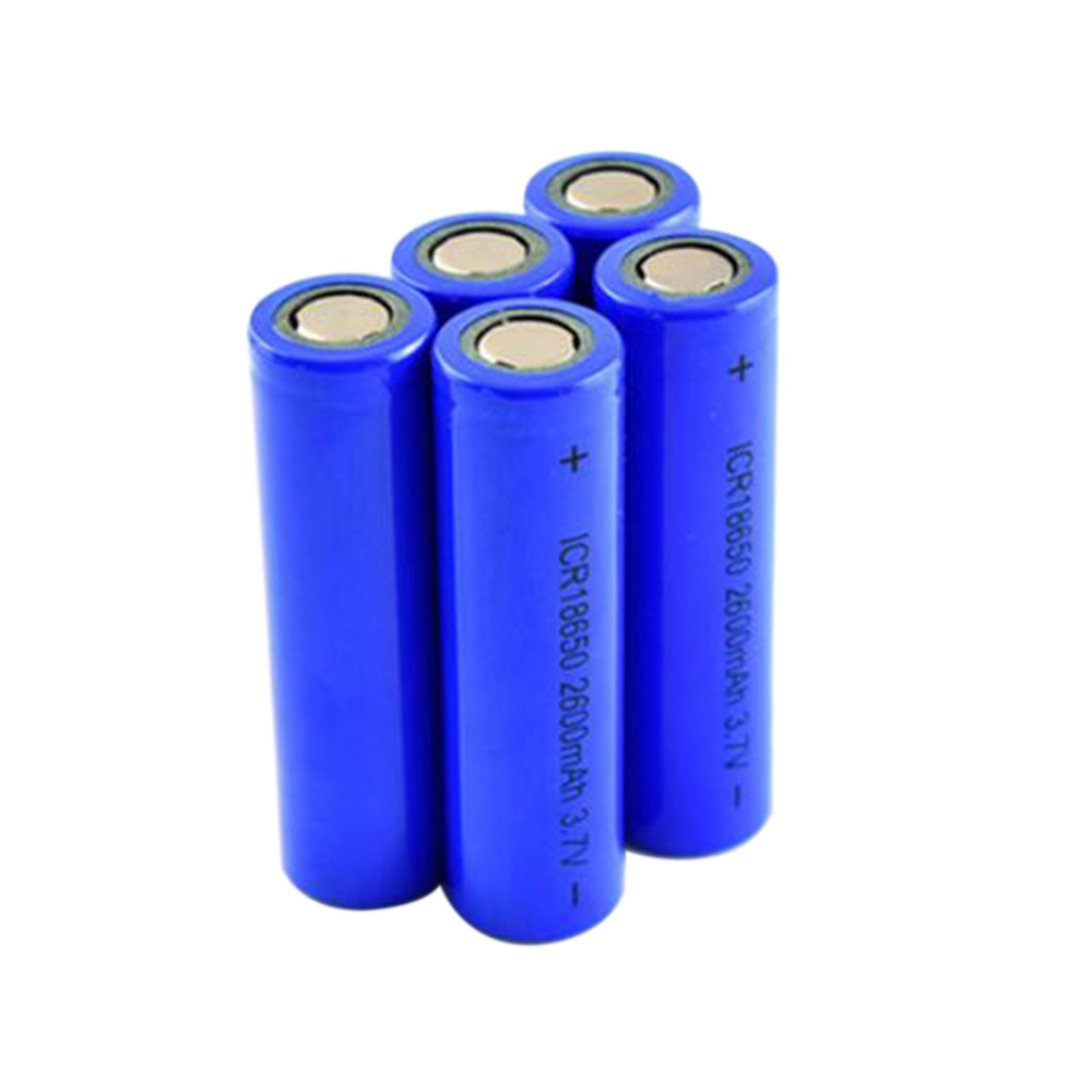 High Quality Low Price Rechargeable 2600mAh lithium 18650 Li ion battery batteries 18650 3.7v battery