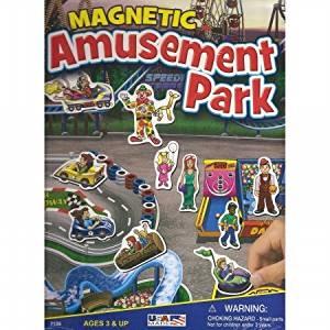 MAGNETIC AMUSEMENT PARK CREATE A SCENE SMETHPORT