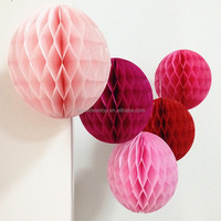 event party item type party decoration paper honeycomb ball for wedding party halloween christmas holiday occasion
