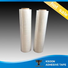 Paper Core 30 Mic to 50 Mic Strech Ceiling Film for Pallet Stretch Wrap Film