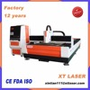 China factory sheet fiber laser cutting machine Open structure 2000w fiber laser cutter for cutting stainless steel doors