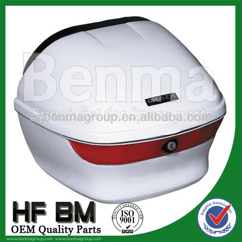 motorbike top case,motorcycle rear luggage,universal model numbers,promotional price and long service life