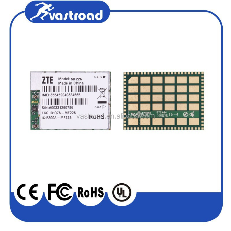 3G UMTS HSPA+ LGA ZTE MF226 module For M2M applications