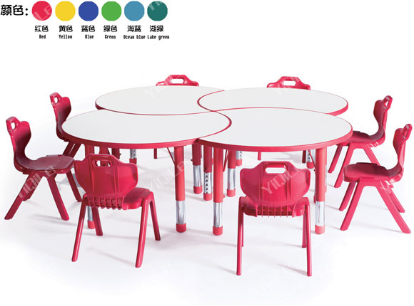 Creative Combination Salon Furniture Dining Room Kid Table Chairs Kids And Product
