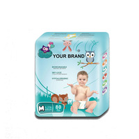 Pakistan Nigeria Africa market OEM brand disposable Baby Diapers/Nappies