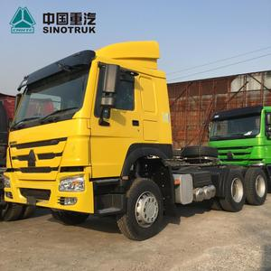 HOWO 6x4 420hp 10wheeler 40ton Horse 480hp Tractor Truck For Trailer