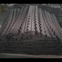 Grey Black color Waterproof closed cell structure Foam Closure Strips For Roof Panels