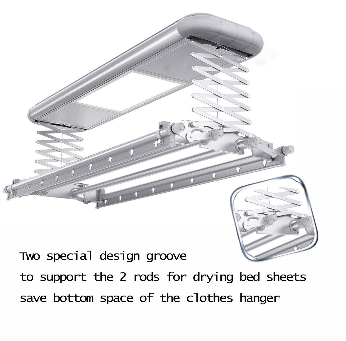 best wall mounted drying rack