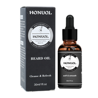 AMAZON FDA Private Label 100% Natural Pure Beard Growth Oil Organic Natural Mens Beard Essential Oil