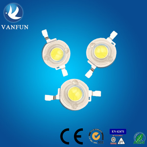 China supplier 1w 3w high power leds white / warm white 45mil epistar led chip for automotive led lights