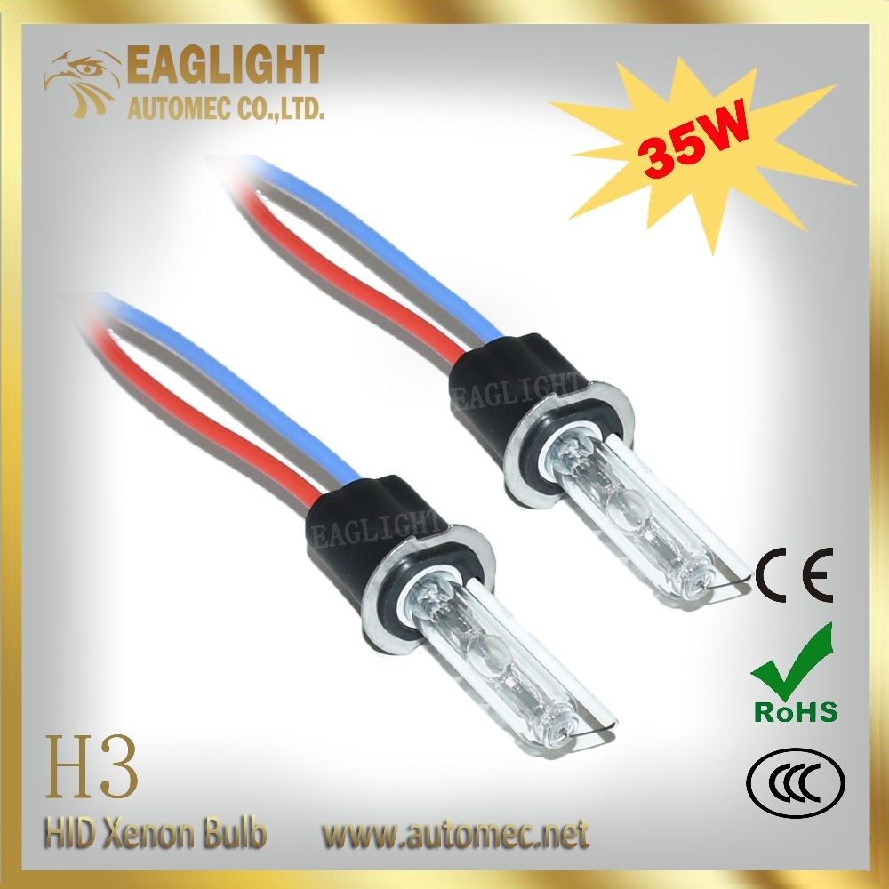 All export products H3 Single beam 3200LM 35W hid headlights