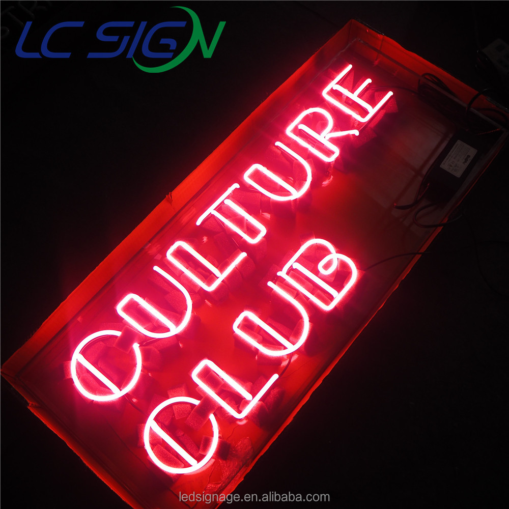 Custom led neon custom neon sign china