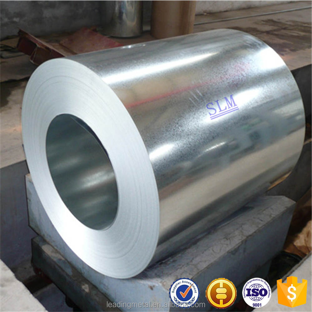 Z80 Z100 hot rolled galvanized steel coils / strip