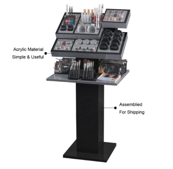 Acrylic Display Racks Luxury Display Stand